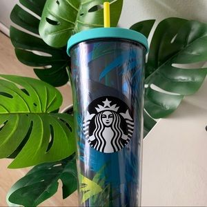 🌿Starbucks Hawaii tumbler